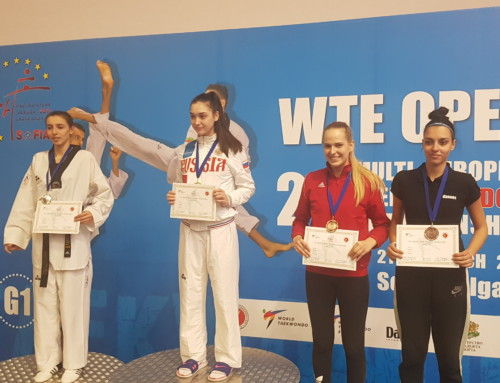 2nd WTE Multi European Championship 2019