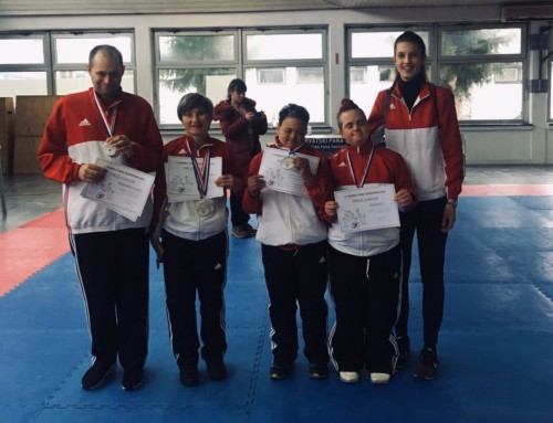 3. Friendly Para Taekwondo Open